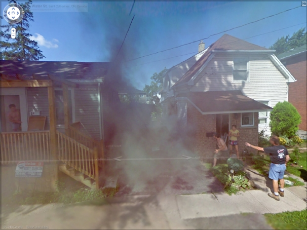 WTF Google Street View Moments — 2