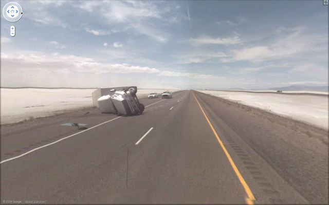 WTF Google Street View Moments — 5