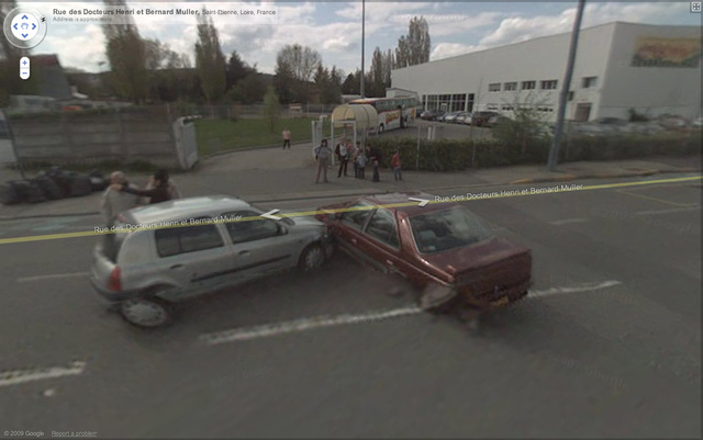 WTF Google Street View Moments — 7