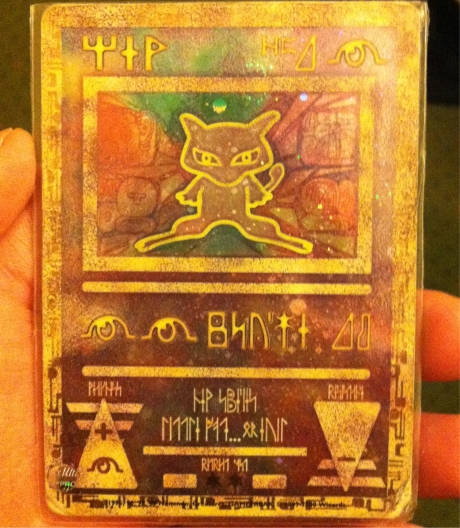 Who remembers this Pokemon card?