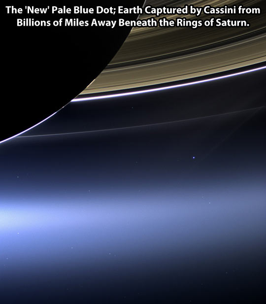 The New Pale Blue Dot…