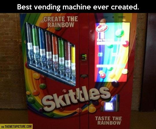 best vending machine