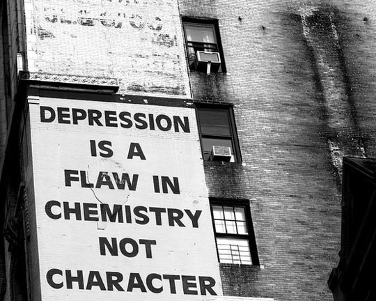 The truth about depression…
