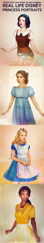cool-real-life-Disney-princess-painting