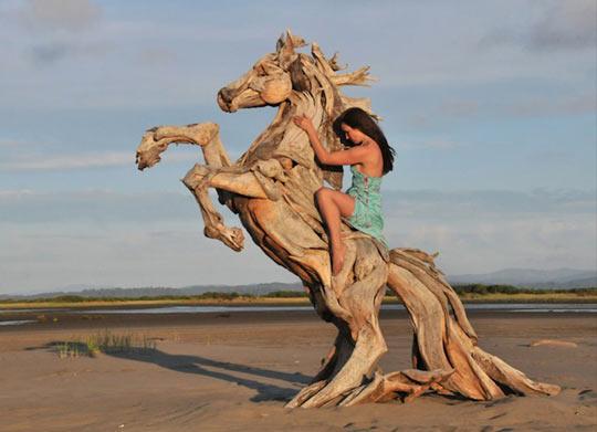 cool-wooden-horse-girl