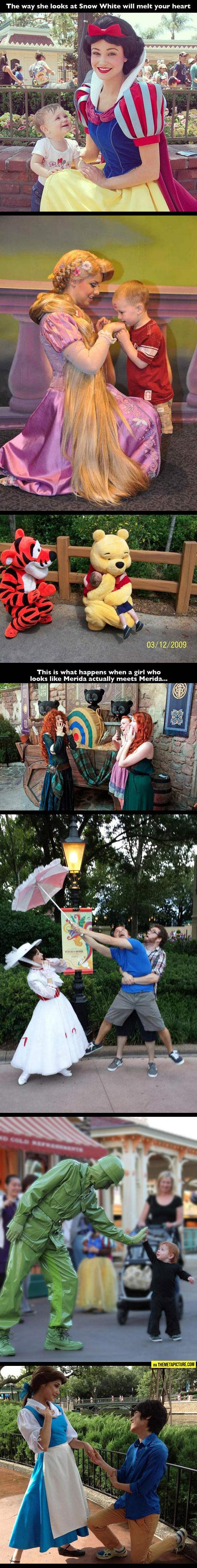 Disney is a Magical Place...