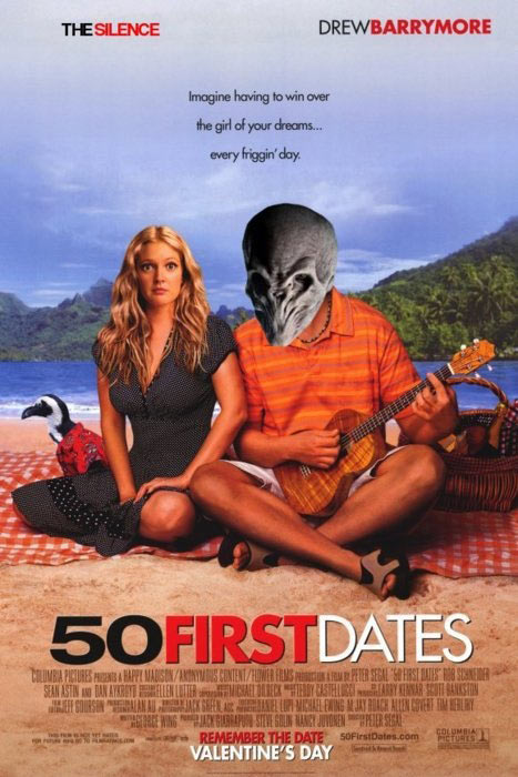 50 First Dates…
