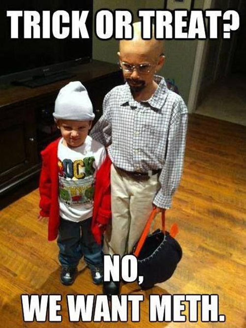 Mini Breaking Bad…