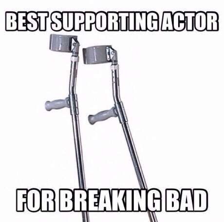 The best supporting actor…