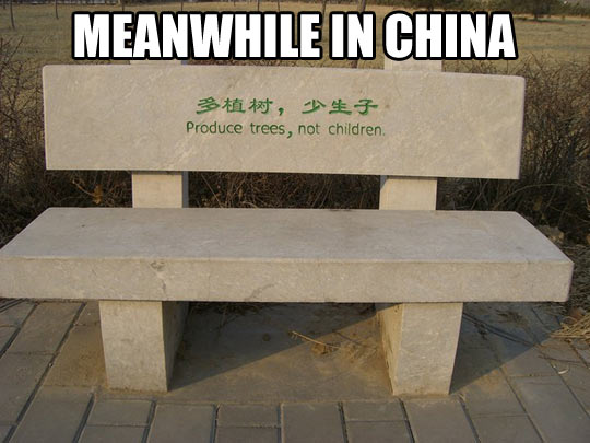 China has it all figured out…