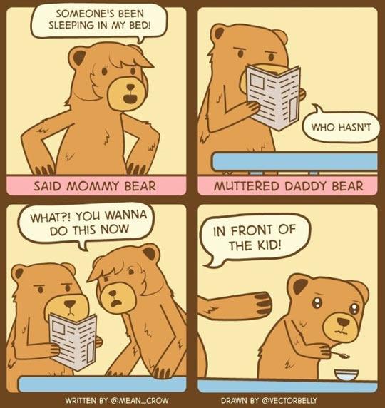 funny-Daddy-Bear-story-comic