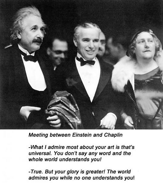 funny-Einstein-Chaplin-understand-meeting