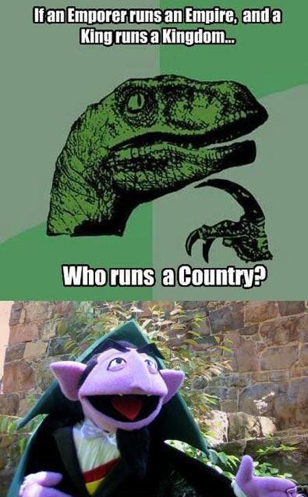 Who runs a country?
