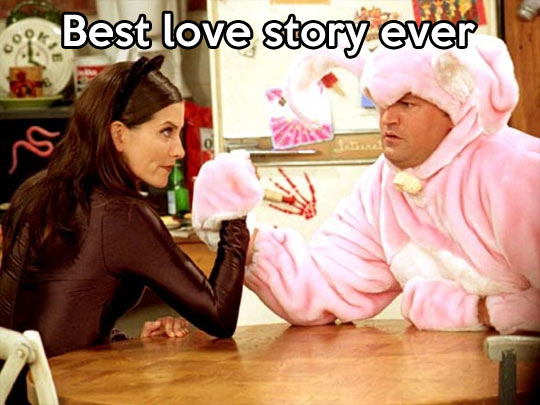 The best love story ever…