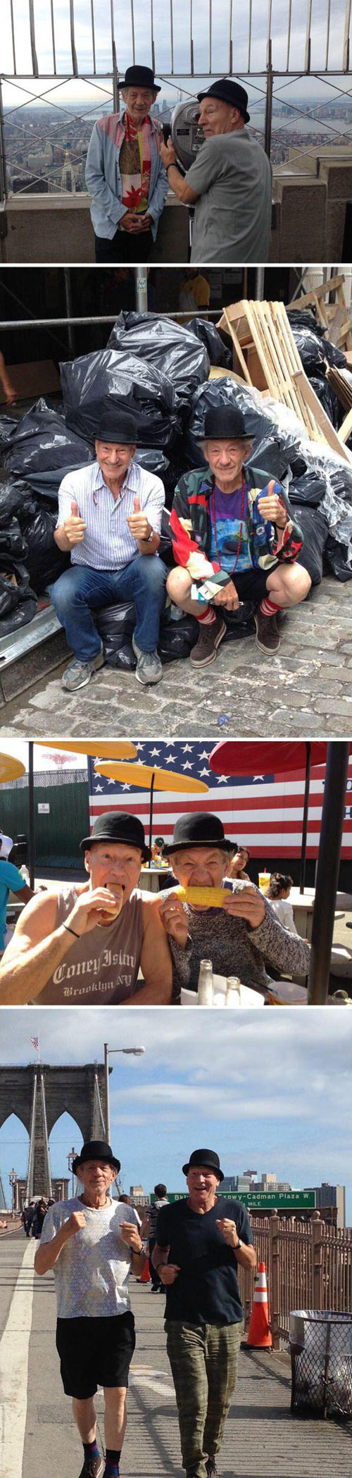 funny-Ian-Mckellen-Patrick-Stewart-New-York-trip