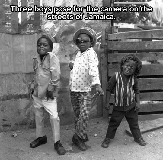 Fancy boys…