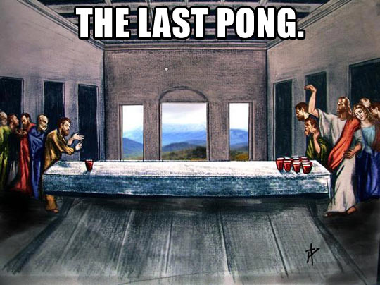 The Last Pong…