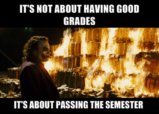 funny-Joker-money-fire-good-grades