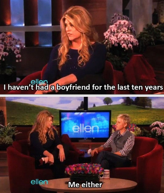 This is why I love Ellen…