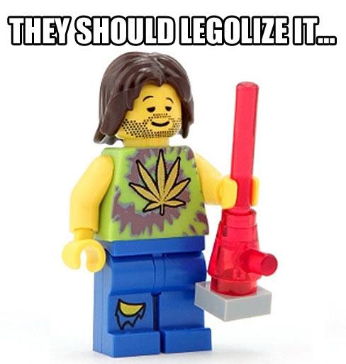 Legolize it…