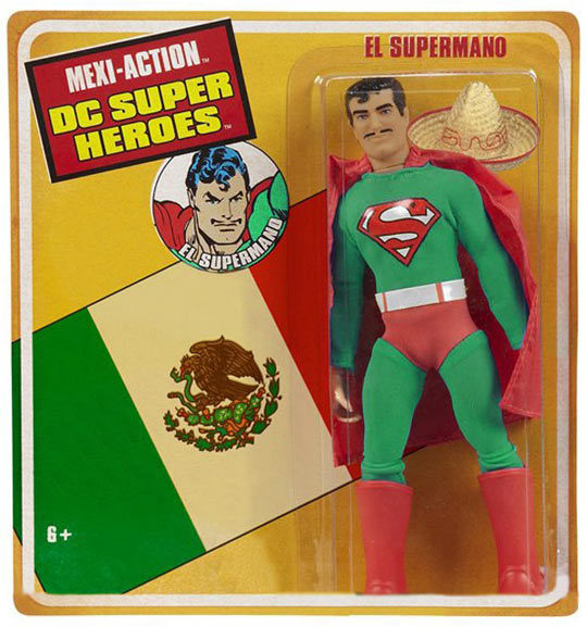 Meanwhile in Mexican toy stores…