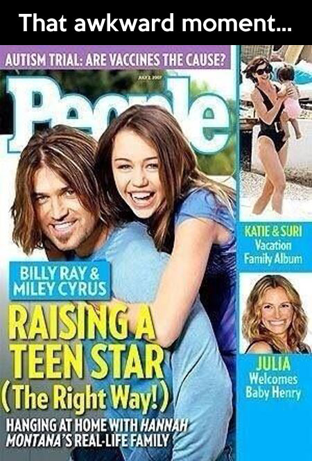 What went wrong Billy Ray?