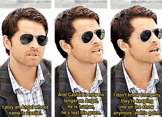 Misha confession…
