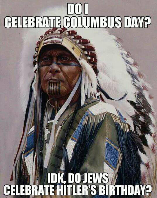 Native Americans on Columbus