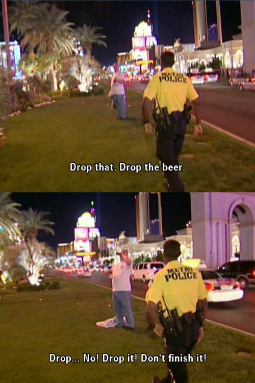 funny-Police-man-drinking-beer