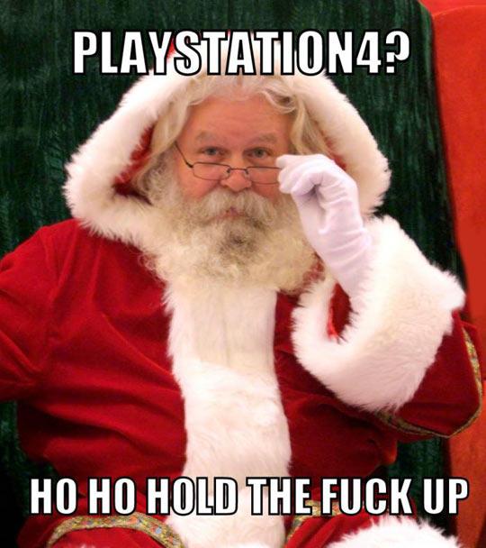 Santa and the economy crisis…