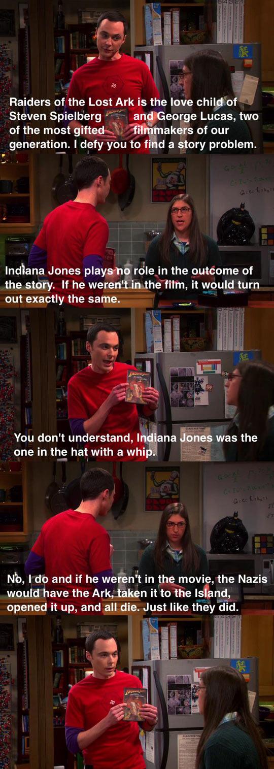 funny-Sheldon-Indiana-Jones-useless