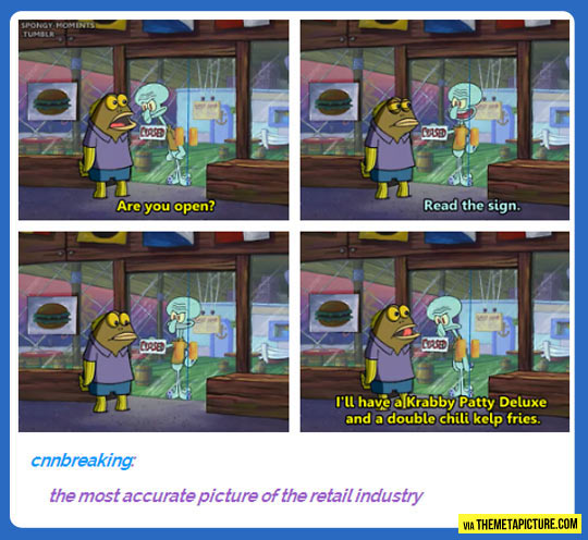 funny-SpongeBob-closed-sign-retail-industry