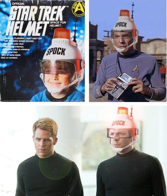 Space fun helmet…