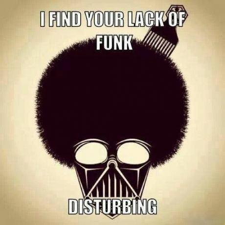 Lack of funk…