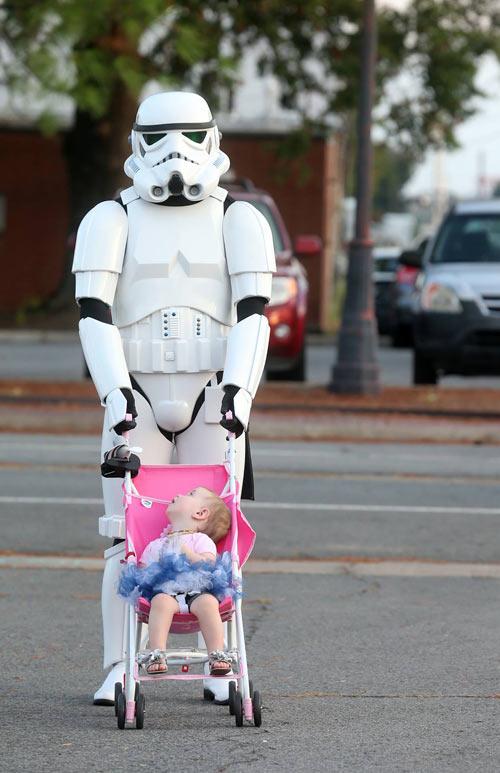 Good Dad Stormtrooper