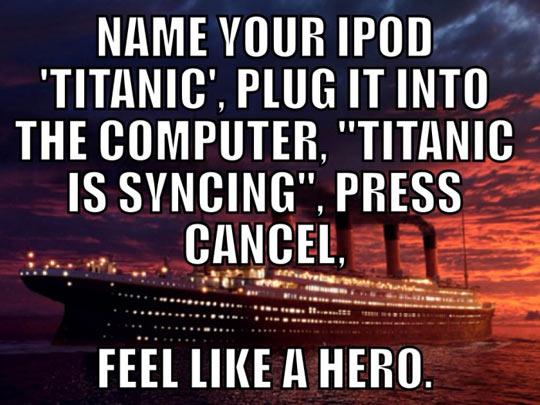 funny-Titanic-iPod-sync