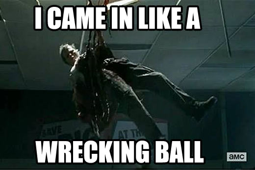 funny-Walking-Dead-Wrecking-Ball