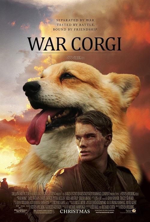 War Corgi…