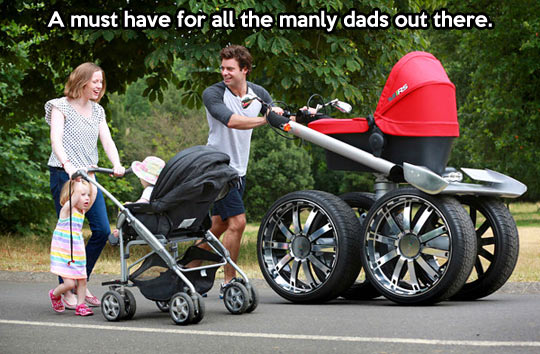 funny-baby-stroller-giant-wheels
