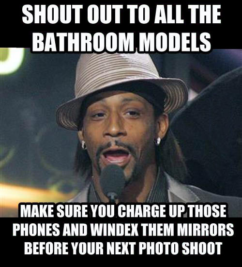 To all bathroom mirror models…
