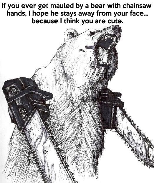 funny-bear-chainsaw-draw-terror