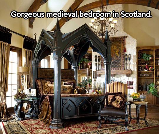 Amazing medieval design…