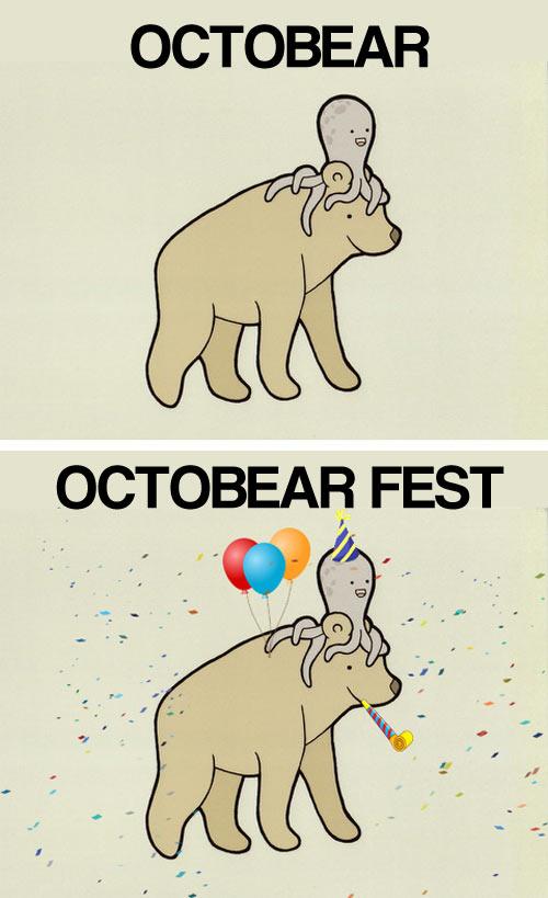 Octo-bear fest…