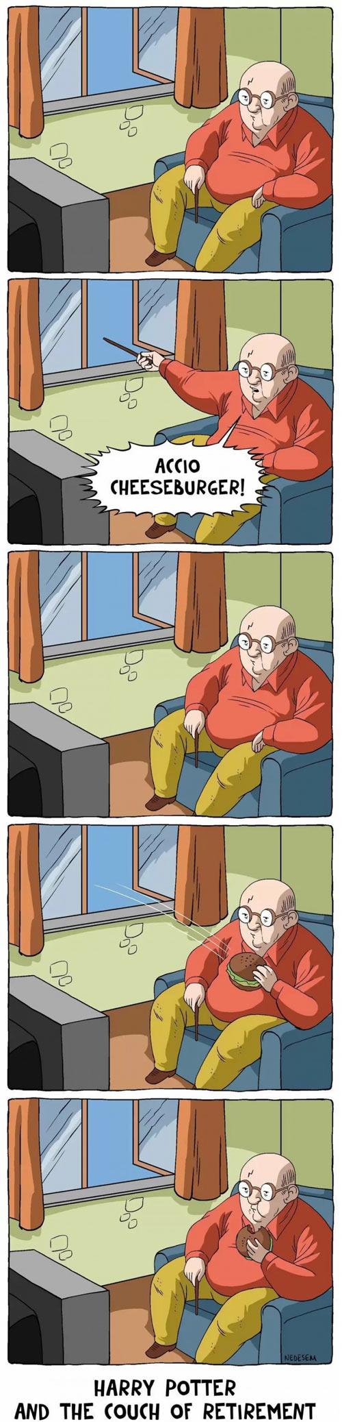 funny-cartoon-old-Harry-Potter