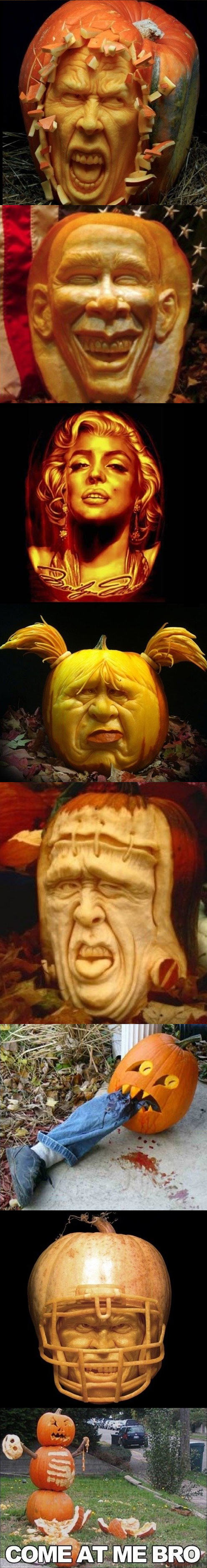 funny-carving-pumpkin-Halloween-faces