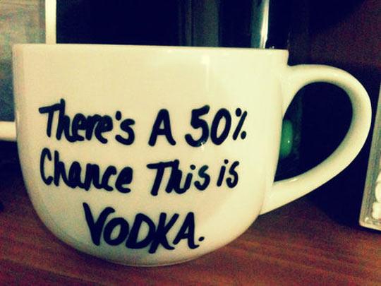 I like my odds…