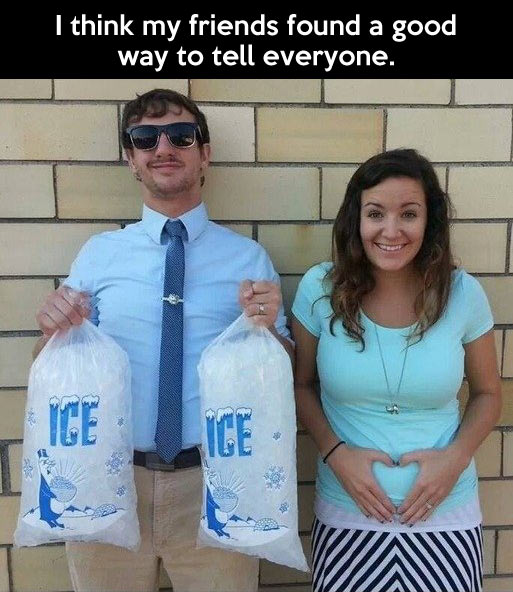 funny-couple-Ice-Baby-song-pregnant