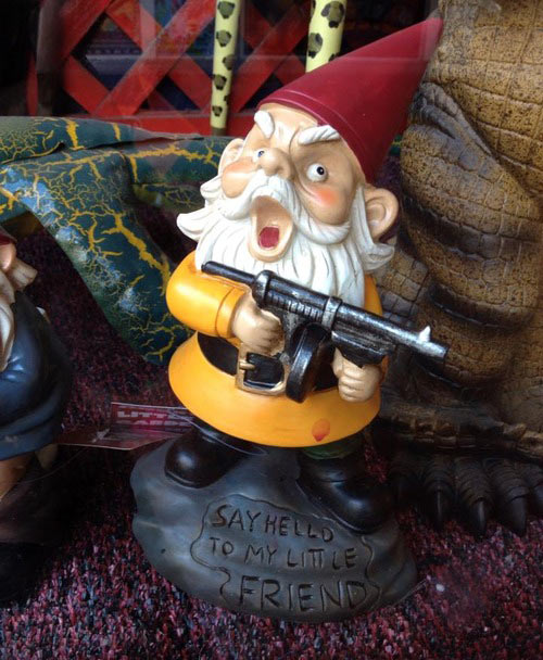 Gnomes are not what they used to be…