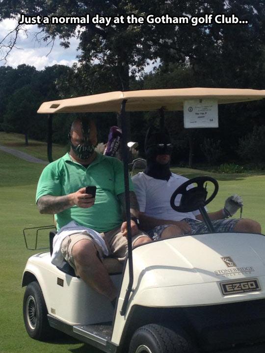 Gotham golf partners…