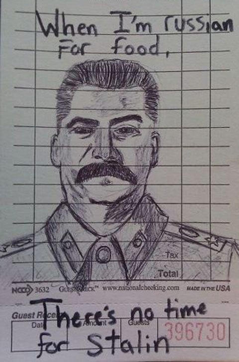 funny-guest-check-Russian-Stalin